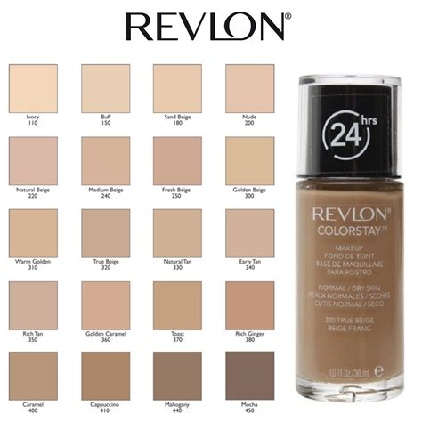 Revlon Colorstay Foundation Skin revlon colorstay 24 hours makeup foundation 30ml choose