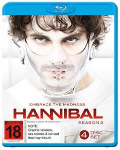 Hannibal The Complete Series Bluray hannibal season 2 in stock buy now at mighty ape australia
