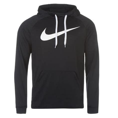 Nike Hoddie Text Black nike swoosh hoody mens hoodies and sweats