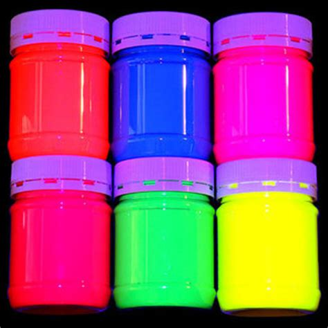 glow in the paint india fas uv glow fluorescent paints made by fas supplies