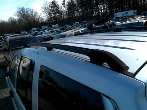 2002 Jeep Grand Roof Rack 02 2002 Jeep Grand Roof Rack Rails L R Ebay