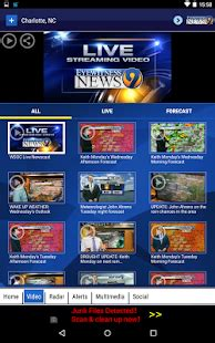 wsoc tv weather android apps on google play