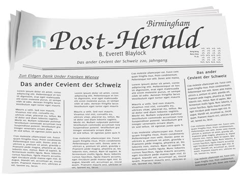 microsoft powerpoint newspaper template news paper post backgrounds design templates free ppt