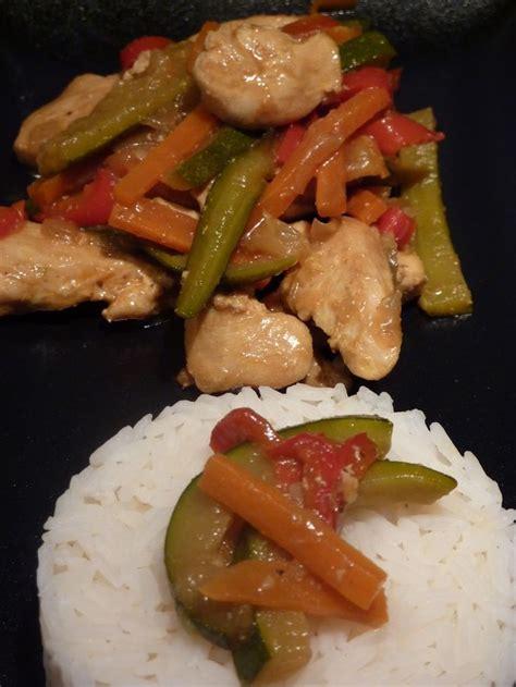 recette cuisine wok best 25 wok de poulet ideas on recette wok