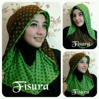jilbab syahrini polkahood betony by fisura
