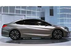 2018 Honda Accord Coupe Concept