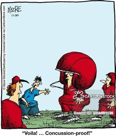 concussion cartoons and comics funny pictures from