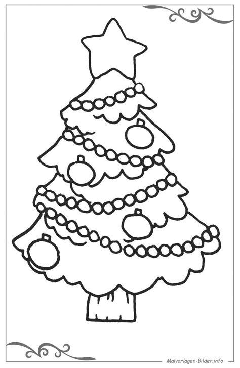 weihnachtsbaum ausmalbilder und malvorlagen f 252 r kinder zum