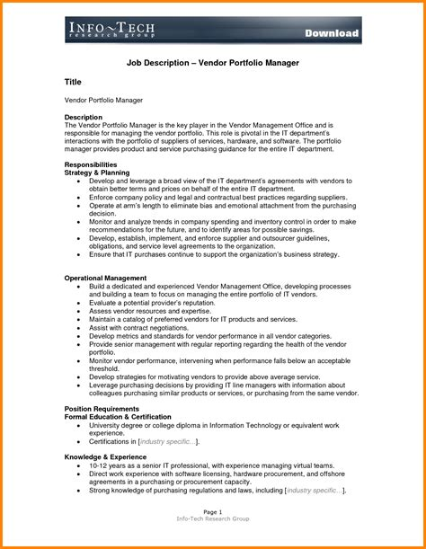 layout manager job 4 job specification template word ledger paper