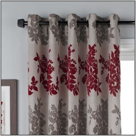 Red shower curtains painting best home design ideas eqwwgwzw9g
