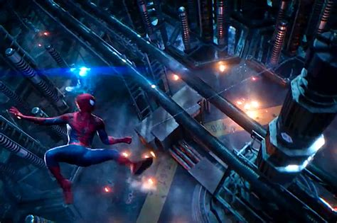 amazing spider man 2 swinging super bowl 2014 trailers watch this year s best super