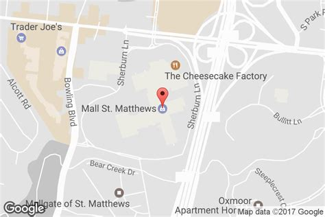 Ggp Gift Card Locations - mall hours address directions mall st matthews