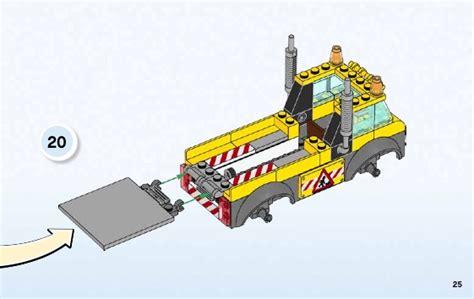 Lego 10683 Juniorsroad Work Truck lego road work truck 10683 junior