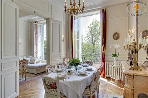 luxury apartment a parisian style magnolia luxury vacation rental