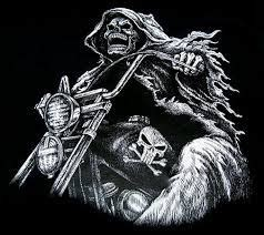 Tattoo Skelett Motorrad by Skeleton Riding Motorcycle Tattoo Google Search
