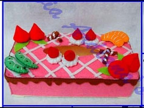 teks prosedur cara membuat mainan dari barang bekas cara membuat tempat tisu dari flanel doovi