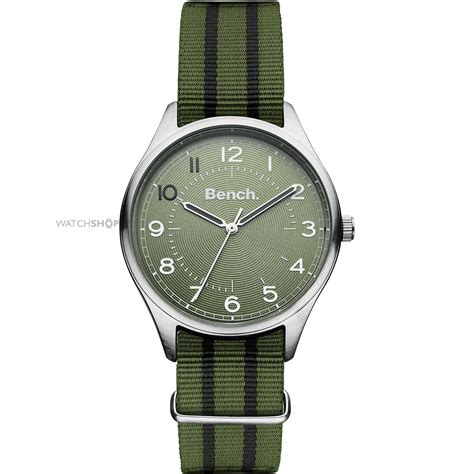bench watches price men s bench watch bc0425slgr watch shop com
