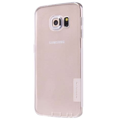Nillkin S6 Edge Tpu Nature Tpu Samsung Galaxy S6 Edge coque en tpu nillkin nature pour samsung galaxy s6 edge