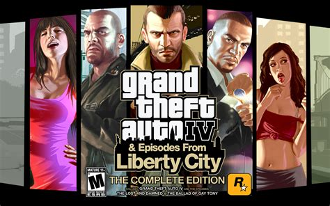 Gta Complete Editions grand theft auto iv complete edition free