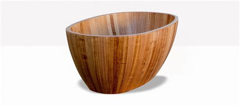 Wooden Barrel Bathtub by Wooden Bathtubs A Delight For The Senses And Your Home Decor