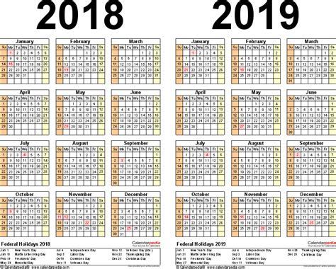 June 2019 Calendar With Holidays   2018 calendar printable
