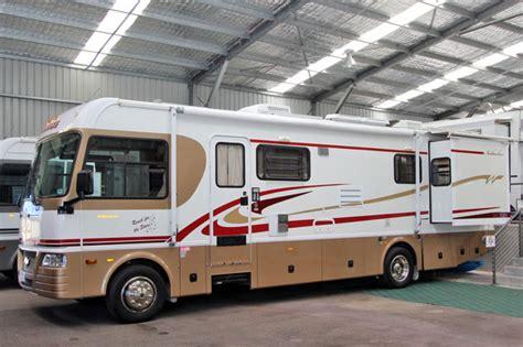 used motorhomes and caravans australian motor homes