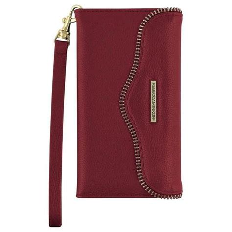 incipio minkoff m a b tech wristlet for apple iphone 7 rmiph 016 drd best buy