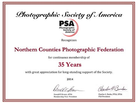 northern counties photographic federation northern
