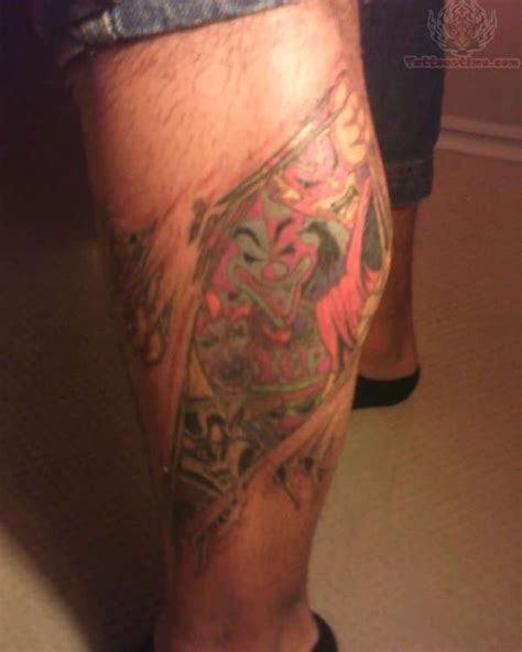icp tattoos juggalo images designs