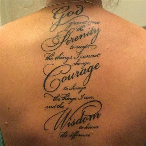 tattoo quotes god grant me the serenity best 25 serenity prayer tattoo ideas on pinterest mens