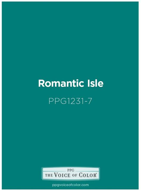 isle ppg1231 7 the teal for a getaway from ppg voice of color power glams