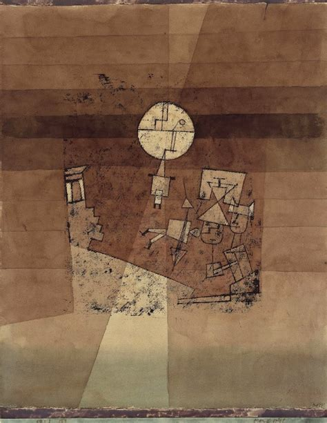 stolen picasso paintings kuwait paul klee moon play 1923 museum