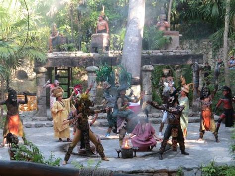 theme park yucatan espect 225 culo maya picture of xcaret eco theme park playa