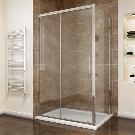 Elegant Screen Cubicle 8mm Easy Clean Sliding Shower Best Product For Cleaning Shower Doors