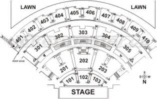 Molson Amphitheatre Floor Plan by Venue Review Molson Amphitheatre Now Called Budweiser