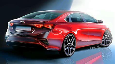New 2019 Kia by 2019 Kia Forte Interior Exterior And Drive All New