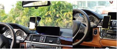 Universal Carholder Standard 360 rotating universal qi standard car holder wireless