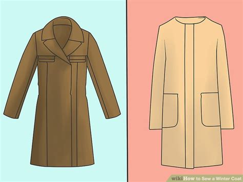 how to sew a winter coat for a dog how to sew a winter coat with pictures wikihow
