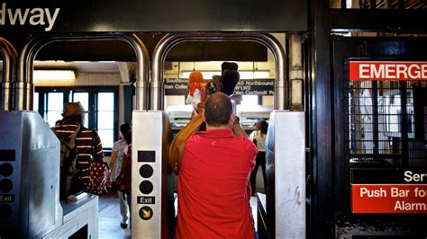 for manhattan fare beaters one way ticket to court may be the new york times