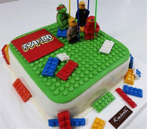 tortas decoradas en santiago torta para ni 241 os quot lego quot de pasteler 237 a dcondorelli www