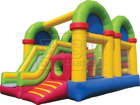 30 Feet In Meter inflatable fun city wholesale inflatable toys double