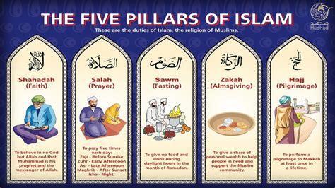 pillars  islam   principles