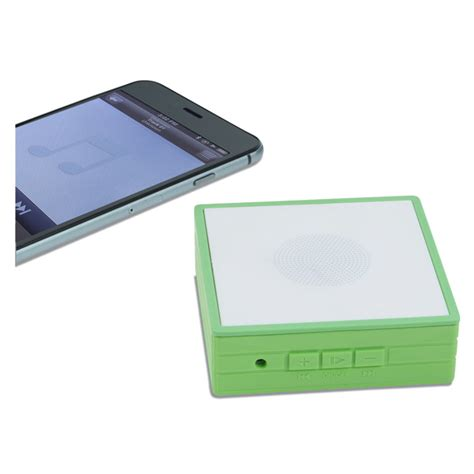 The Tile Bluetooth Tile Bluetooth Speaker Item No 130085 From Only 15 55