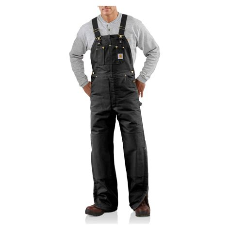 Carhartt Quilt Lined Duck Coveralls by Carhartt Quilt Lined Duck Bib Work Coveralls