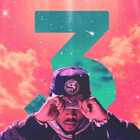coloring book chance the rapper genre made my own cover for chance 3 chancetherapper