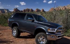 2017 ramcharger concept price car models 2017 2018