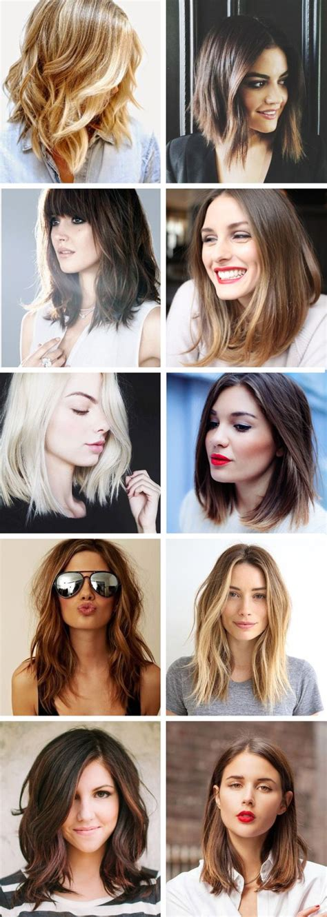 growing hair to midlenght best 25 mid length haircuts ideas on pinterest mid