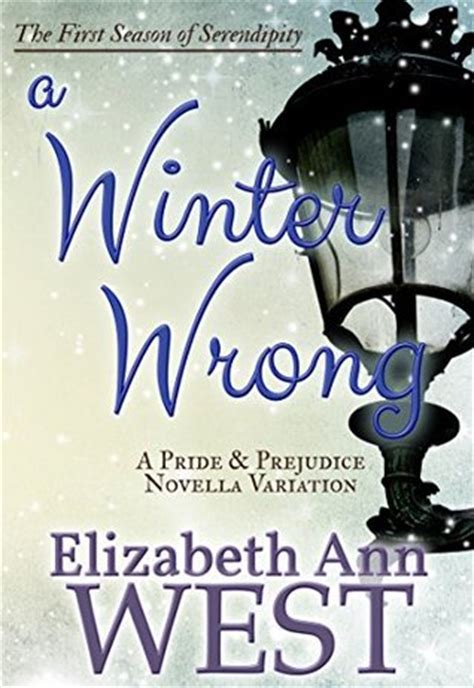 a winter wrong a pride and prejudice novella variation