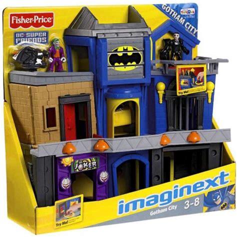 Imaginext Dc Friends Gotham City dc friends imaginext gotham city figure set