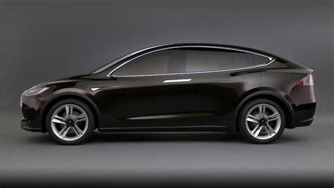 Expected Price Of Tesla Model X Tesla Model X Production Version Rendering